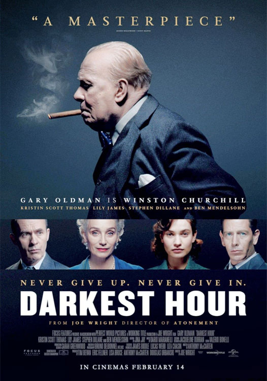 Darkest Hour 2018