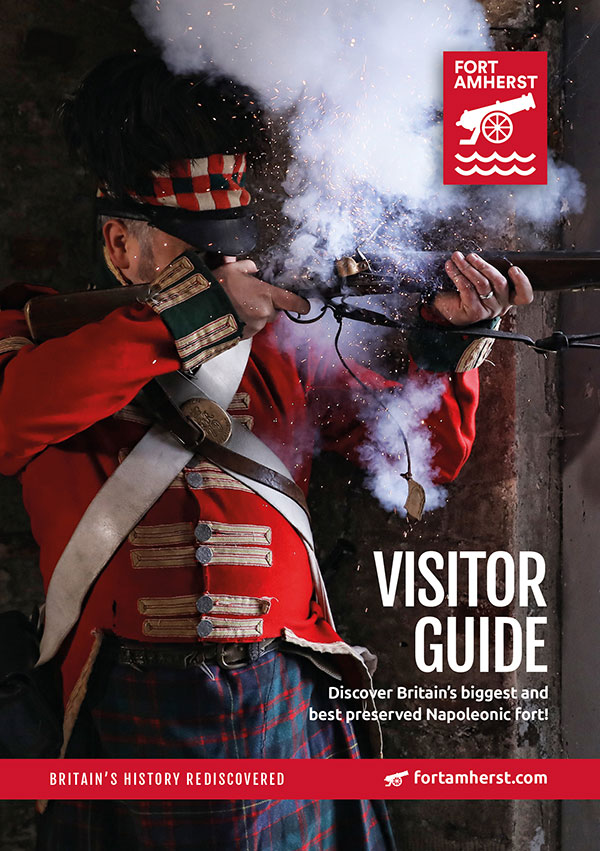 Fort Amherst Guide Book