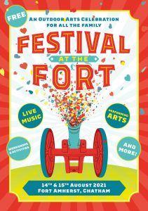 Festival at the Fort poster